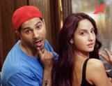 Street Dancer: Varun Dhawan shares Nora Fatehi's sneak peek and a glimpse from his movie