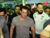 Salman Khan arrived in Jaipur for Dabangg 3 shooting