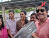 PV Sindhu gets a fancy gift from Chamundeshwarnath and Nagarjuna