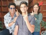 Maharashtra assembly elections 2019: Bollywood, sports celebrities cast their vote