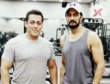Dabangg 3: What took place after Sudeep didn't kick Salman Khan in the fighting scene