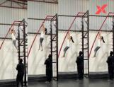 Watch: Samantha impressing with parkour stunts!