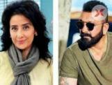 Sanjay Dutt and Manisha Koirala reunite after a long time
