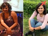 Lost 18 Kilos in 5 years, shares Shraddha Srinath