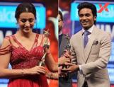 SIIMA 2019 : Dhanush and Trisha bags leading honours for Tamil