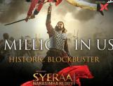 Sye Raa Narasimha Reddy movie breaches $2 million mark in USA: Back to back $2M movies for Chiranjeevi