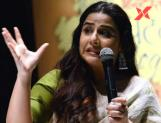 Vidya Balan reveals her casting couch incident