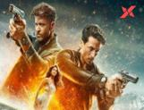 War Box Office Day 1: Hrithik Roshan and Tiger Shroff's film earns 53.35 crores on its first day.