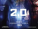 Superstar Rajinikanth 2.0 earns Rs 370 crore out of 543 cr budget, even before release