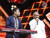 AR Rahman's Musical Piece and ilayaraja's Emotional Joyful Tears at ilyayaraja75