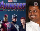 AR. Murugadoss to work for Marvel's Avengers - End game