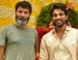 After father sentiment, Now it's sister for Allu Arjun - Trivikram movie