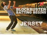 Jersey Box Office Collection Day 1 | Telugu States