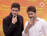 Mahesh Babu unveils his wax statue at AMB Cinemas!