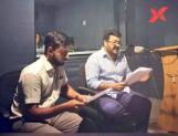 Mohanlal started dubbing for Kaappaan!