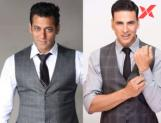Akshay Kumar minimises his gap with Salman Khan for most number of 100 crore movies