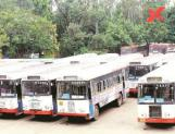 First set back for KCR due to TSRTC strike