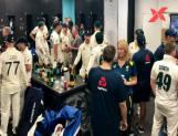 Viral Pic: England, Australia cricketers celebrate Ashes in the dressing room together