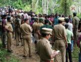 Encroachers evicted from Thovarimala forest