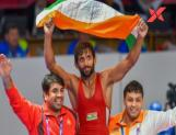 Three Indian wrestlers qualify for Tokyo Olympics 2020