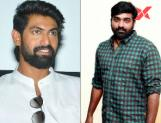 Rana Daggubati joins hands with Vijay Sethupathi for Muttiah Muralidharan biopic!
