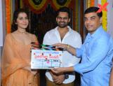 Sai Tej and director Maruthi's film officially Launched!