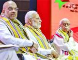 Is Modi-Shah duo ignoring Advani deliberately?