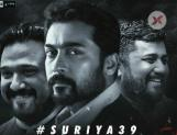 Suriya teams up with Siruthai Siva for his 39th film