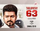 Makers planning to shoot Thalapathy 63 in a lavish way