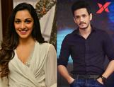 Akhil awaiting the consent of the Bollywood actress?
