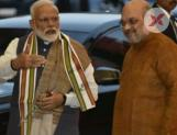 Narendra Modi gets Varanasi, Amit Shah replaces L.K. Advani in Gandhinagar
