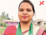25 year old mechanical engineer Chandrani to become youngest MP ever !
