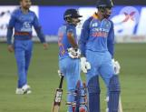 India vs Afghanistan: Match Tied