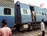 Poorva Express from Howrah-New Delhi, derails near Kanpur