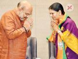 Reasons behind DK Aruna joining BJP