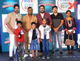 Nakul judges Max Little Icon 2019 Chennai Finale held on 19th May 2019 at Forum Vijaya Mall