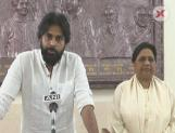 Jana Sena Party and Bahujan Samaj Party Aliance for Lok Sabha Elections