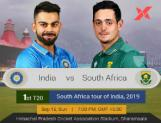 India Vs South Africa - Get ready for T20 Dhamaka tonight
