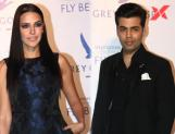 Neha Dhupia makes shocking revelations on Karan Johar