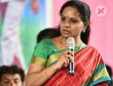 MP Kavitha: Even I failed in influencing my father with women representation in TRS Cabinet