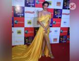 Kiara Advani Elegant Appearance at Zee Cine Awards 2019!
