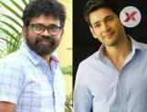 Mahesh cancels his next movie with Sukumar