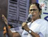 West Bengal CM Mamata Banerjee holds protest march against Amit Shah