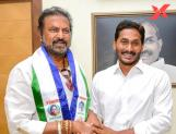 Jagan will be CM like Bengal's stalwart leader Jyothi Basu - Mohan Babu