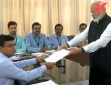 PM Narendra Modi files nomination from Varanasi