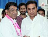 At last, Nama Nageswar Rao Joined TRS!