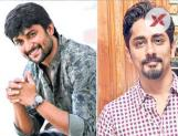 Rivalry between Siddarth and Nani?
