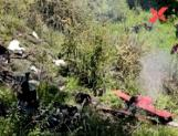 Uttarakhand: 3 dead as Helicopter crashes while carrying flood relief