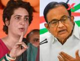 Priyanka Gandhi: 'He is being hunted down shamefully'