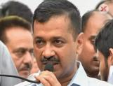 Delhi Chief Minister Arvind Kejriwal receives a threat call